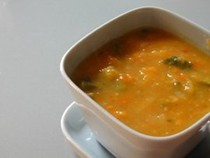 A simple soup (Une simple soupe)