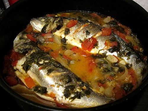 Tamarind and thyme recipes eat your books for Turkish sea bass recipe