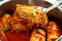 Alex's mom's stuffed cabbage