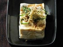 Andrea Nguyen's chilled tofu with crunchy baby sardines (Cook the Book)