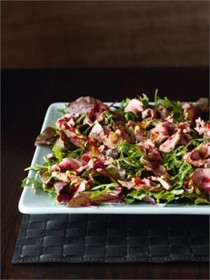Anglo-Asian lamb salad