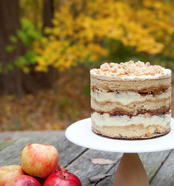 Apple Pie Layer Cake Recipe Eat Your Books