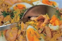 Asian-spiced kedgeree