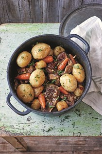 Ballymaloe Irish stew