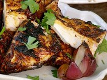 Best barbecued chicken and homemade barbecue sauce