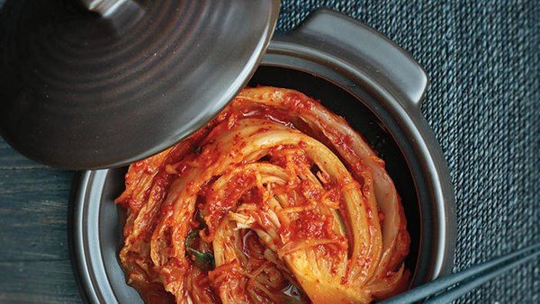 Korean food made simple easy and delicious korean recipes to cabbage kimchi pogi kimchi forumfinder Images