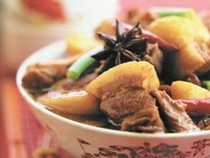 Chairman Mao's red-braised pork