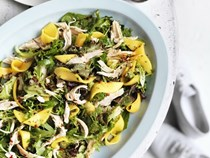 Chicken & mango salad