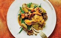 Chicken with wild mushrooms, shallots and Marsala