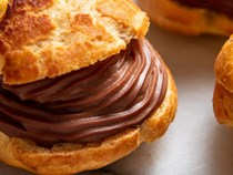 Chocolate pastry cream