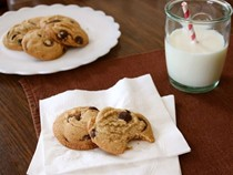 Classic chocolate chip cookies