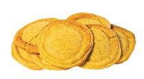 Corn cookie