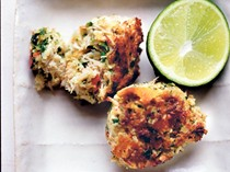Crab balls from 'Eat: The Little Book of Fast Food' (Cook the Book)