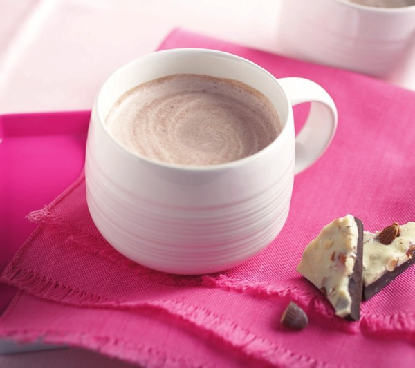 Decadent hot cocoa