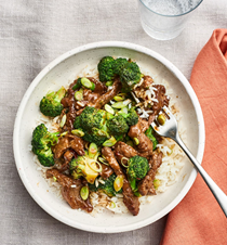 Easy takeout-style beef and broccoli
