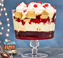 Esther's retro trifle
