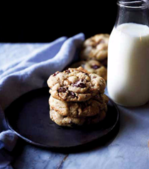 Everything chocolate chip cookies