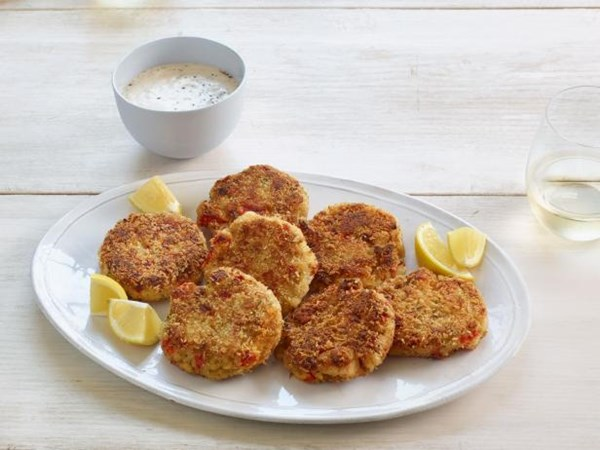 Lobster Cakes With Panko