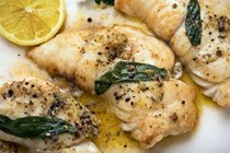 Five-peppercorn fish fillets