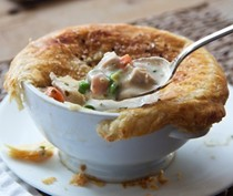 French chicken pot pies