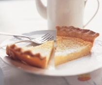 Frida's lemon chess pie