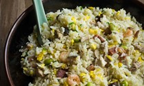 Fuchsia Dunlop's Yangzhou fried rice