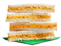 Georgia pimiento cheese sandwich
