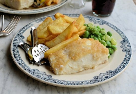 Gluten free fish and chips recipe eat your books for Gluten free fish and chips