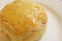 Golden syrup scones