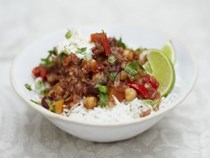 Good old chilli con carne