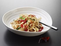 Green papaya salad (Som tum Thai)