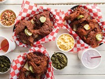 Hattie B's hot chicken from 'Fried & True' (Cook the Book)