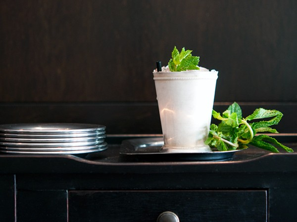 Hawksworth's mint julep