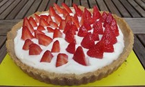 How to bake the perfect strawberry tart