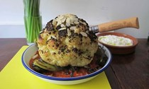 How to cook the perfect roasted cauliflower