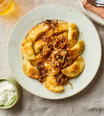 How to make better-than-grandma's potato and cheese pierogies