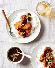 How to make chicken katsu at home