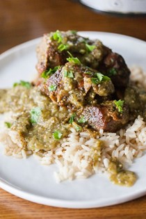 How to make chile verde