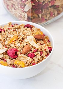 How to make granola in the slow cooker