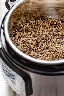 How to make perfect quinoa in the Instant Pot