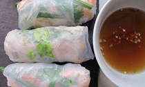 How to make perfect Vietnamese summer rolls