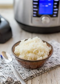 How to make rice in the pressure cooker