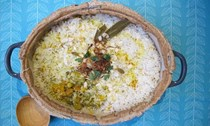 How to make the perfect vegetable biryani