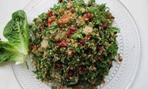 How to make the perfect tabbouleh