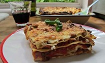How to make the perfect vegetable lasagne