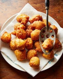 How to make the very best Southern hush puppies