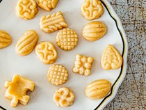 Indian cashew sweets (Milk creams)
