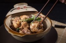 Instant Pot three cup chicken (San bei ji / 三杯鷄)