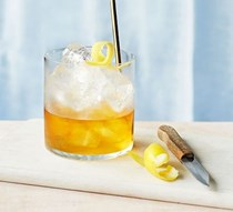 Irish whiskey old fashioned