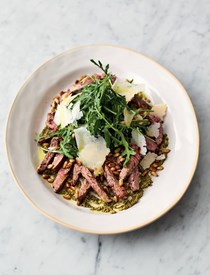 Jamie Oliver's 5-ingredient Italian seared beef